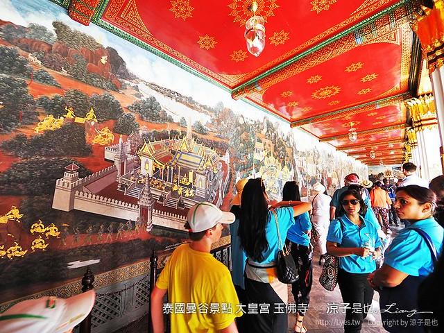 泰國曼谷景點 大皇宮 玉佛寺  62