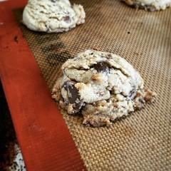 Butterless Walnut Chocolate Chunkers