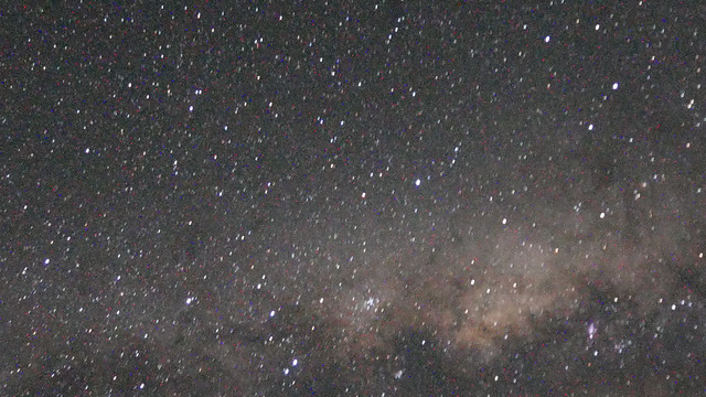 The sky from Kohukohu, NZ