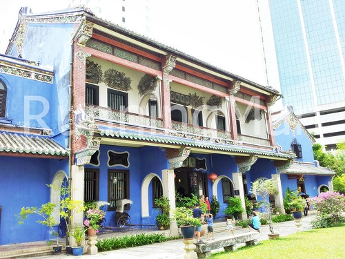 Cheong Fatt Tze Blue Mansion 06