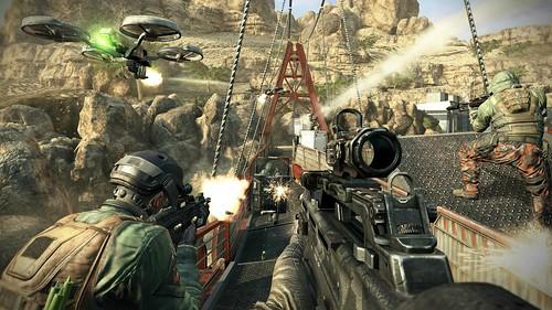 Black Ops 2 Director Reveals Multiplayer Details Regarding Deathstreaks, Leveling, and More