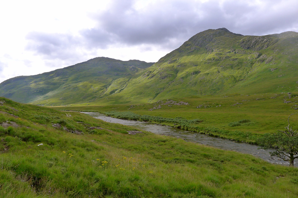The Knoydart Hills