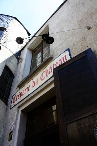 Crepe-place