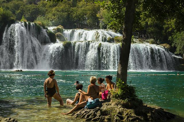"Krka National Park - Waterfalls / Croatia ""12"