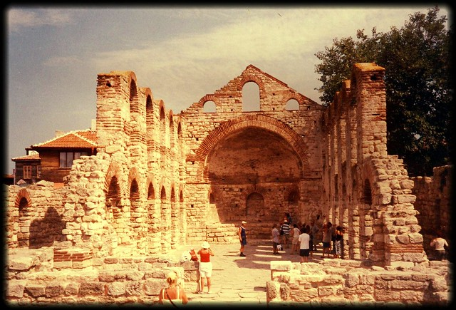 Hagia Sophia (Church of Saint Sophia), Nessebar, Bulgaria