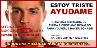 Promocion Solidaria Cristiano Ronaldo