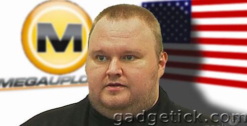 Kim Dotcom MegaUpload