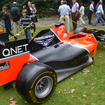 Marussia F1 2012 car