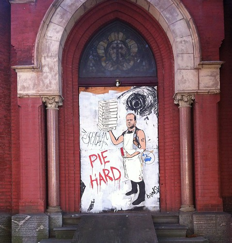 Bushwick Graffiti :: PIE HARD