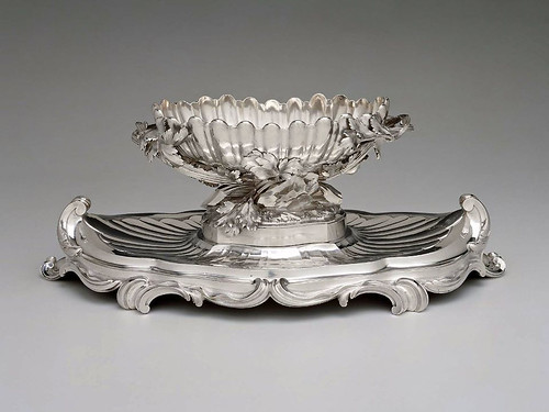 011- Salsera-1756-59-Francois-Thomas Germain-Francia-© 2012 Museum of Fine Arts Boston