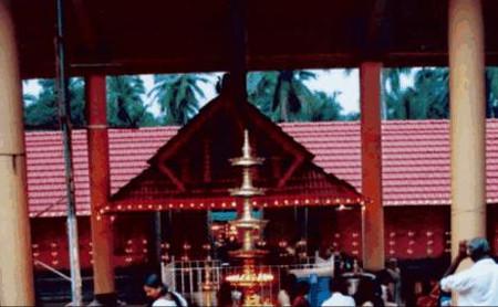 Kizhur Shiva Temple