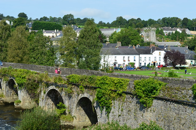 Inistioge, Southern Ireland