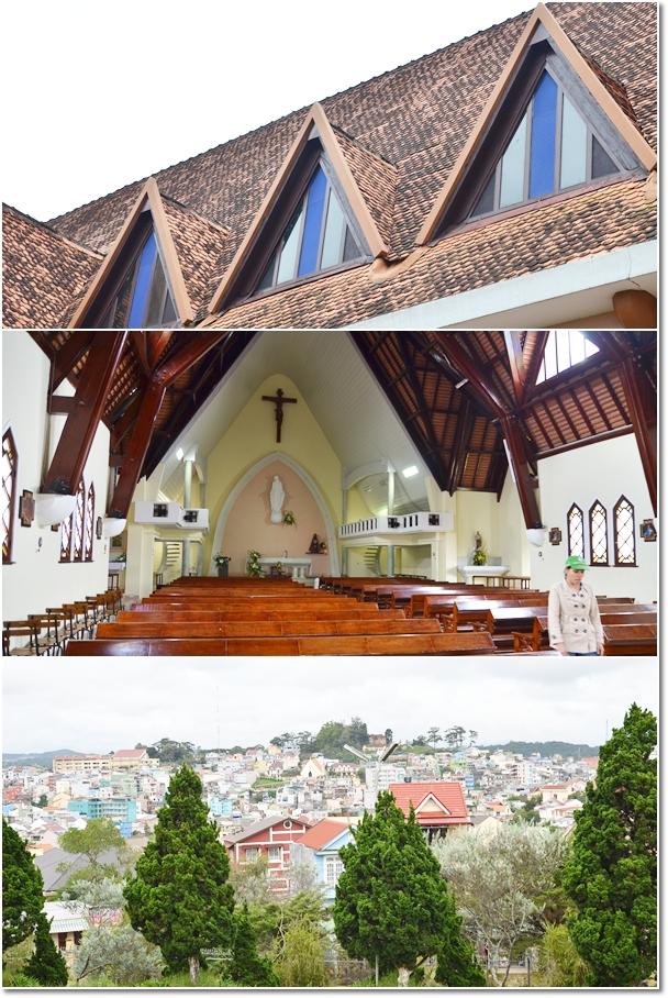 Dalat Cathedral 2