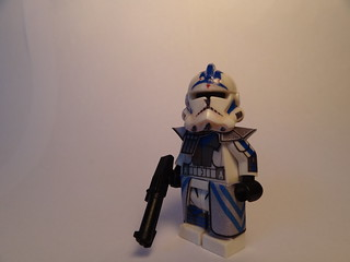 Lego Star Wars season 4 Fives