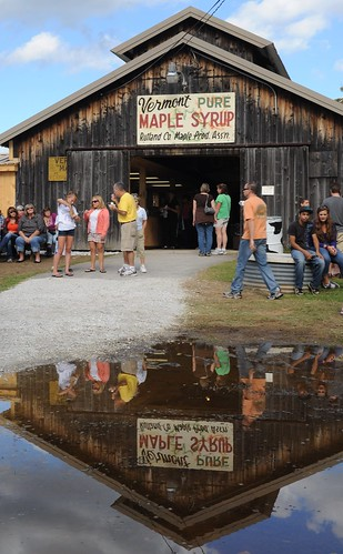 Maple Sugar House, Vermont State Fair