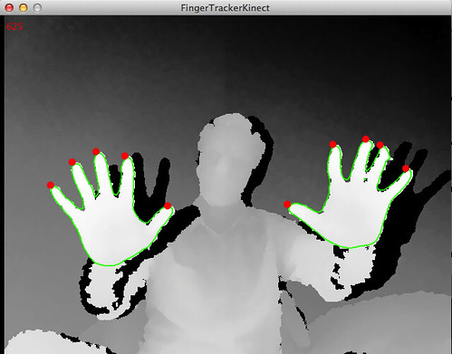 FingerTracker 10 fingers