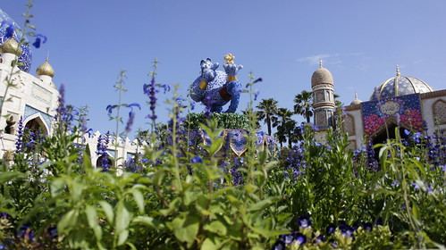 Easter season in DisneySEA