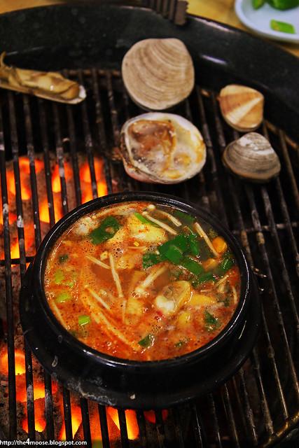 갯마을 - Clam Soup