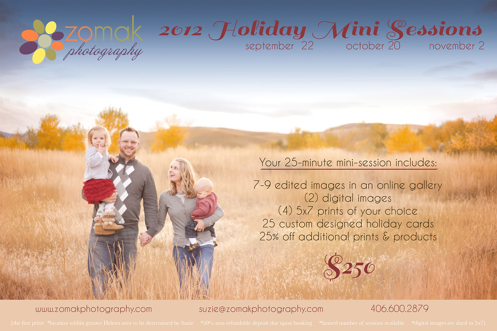 2012 holiday mini session NEW DATE