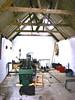 Loom shed