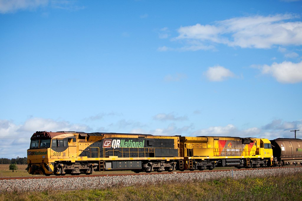 5008 at Whittingham by Trent