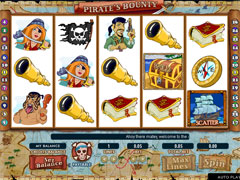 Pirates Bounty