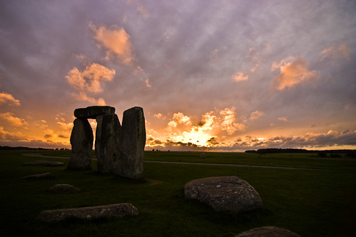 Stonehenge - Astrological - 09-10-12