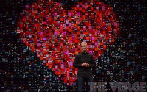 Как мы любим Apple