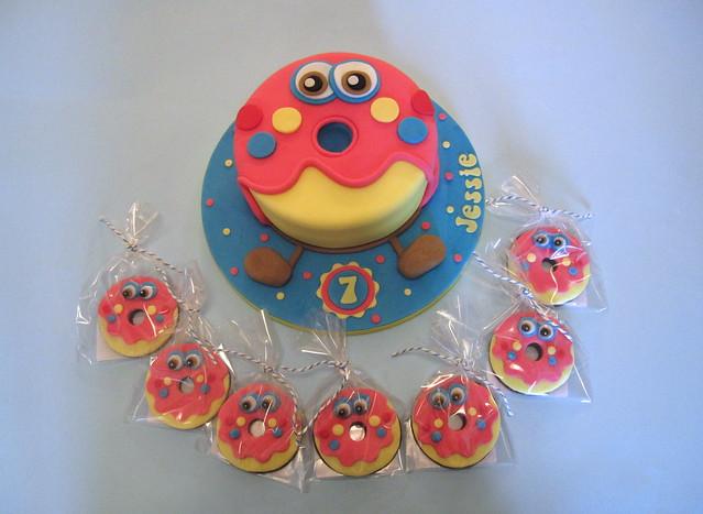 Moshi Monsters Cake Game