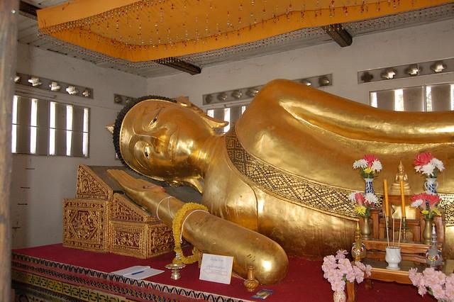 Phrae Wat Phra Non