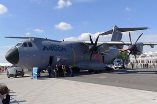 Seitenansicht: Airbus A400M