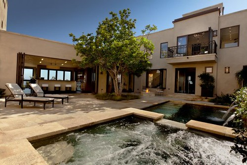 Cinco casas exclusivas solo aptas para millonarios - Casas de millonarios ...