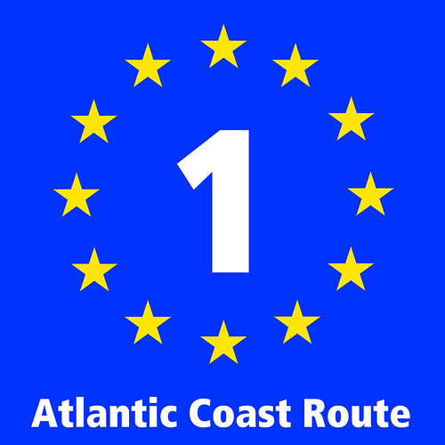 EuroVelo 1 - Atlantic Coast Route