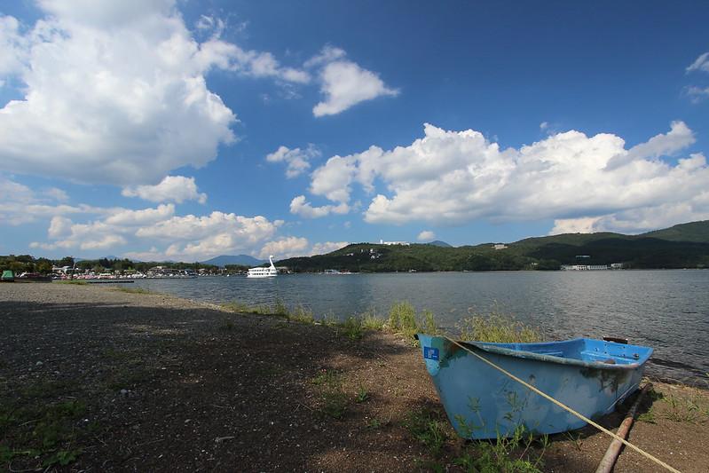 山中湖 その2