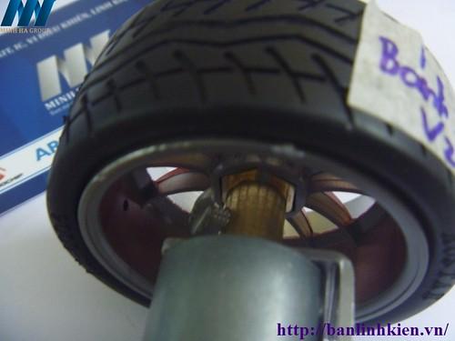 Bộ bánh xe cho Robot V2 312k 7