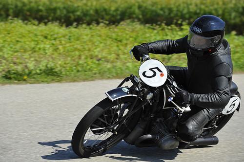 classic motorcycle Oldtimer Grand Prix 2012 Schwanenstadt Austria Copyright B. Egger :: eu-moto images 1060