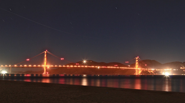 GG Bridge @ Crissy Field