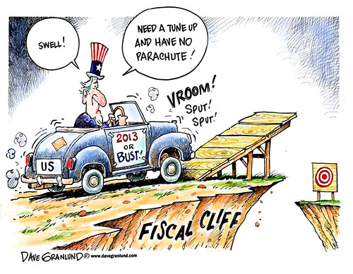 TAXES FISCAL CLIFF