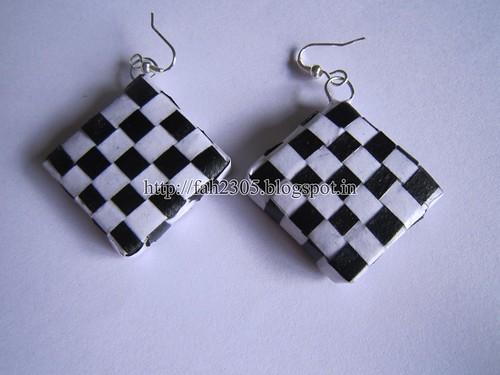 paper earrings handmade paper jewellery tutorial - photo #45