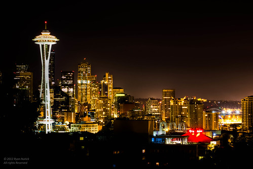 Seattle - From Kerry Park