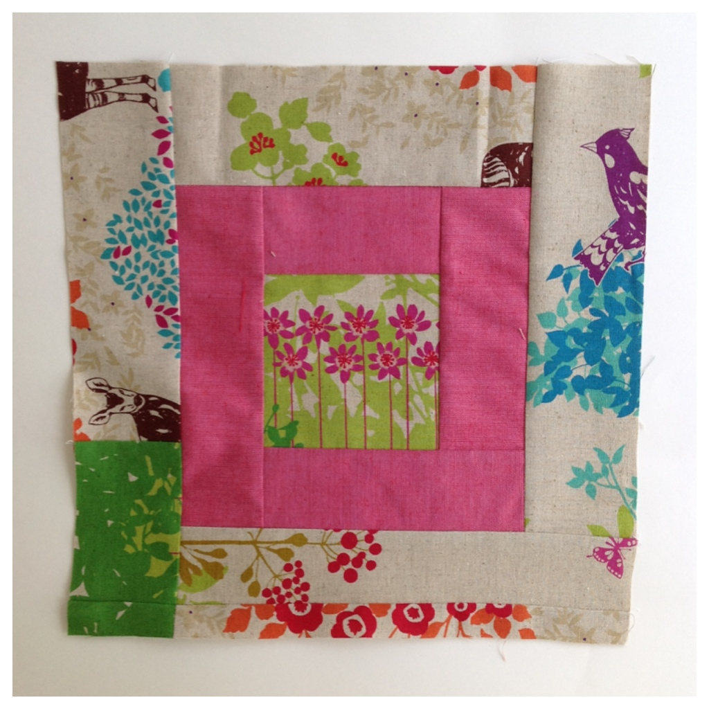 Block #1 for Amy E.