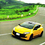 MEGANE RS TROPHY Ver.SiFo 300ch CG 2012/10