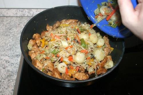 34 - Gemüse hinzufügen / Add vegetables
