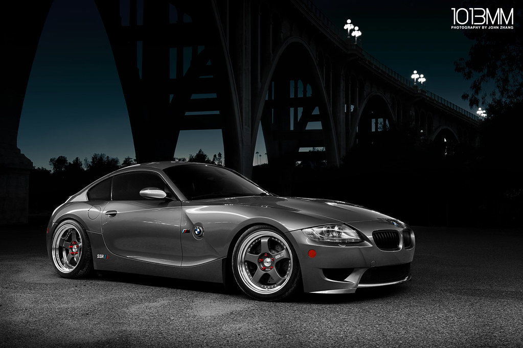 SSR Wheels BMW Z4 M Coupe Roadster