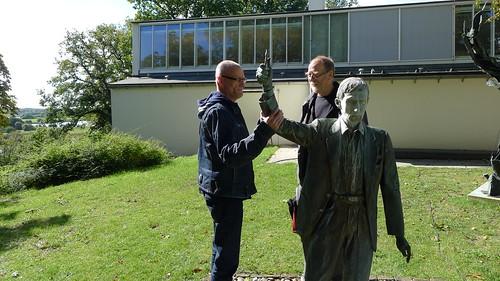 Jan Glas en A.L. Snijders