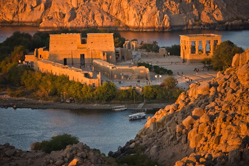 africa travel sea vacation building history tourism sahara water architecture marina outdoors temple harbor ancient waterfront desert religion egypt middleeast aerialview dry nobody egyptian daytime aswan arid viewfromabove nileriver northernafrica ancientcultures ruralscene aswangovernorate buildingexterior upperegypt africanculture northafricanculture middleeasternculture