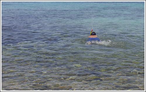 Snorkeling at Racha Yai