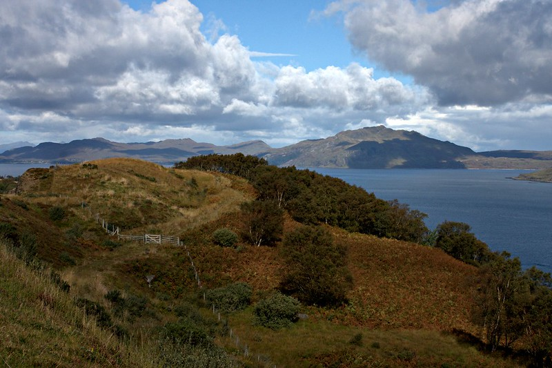 Morvern viewed from Mull