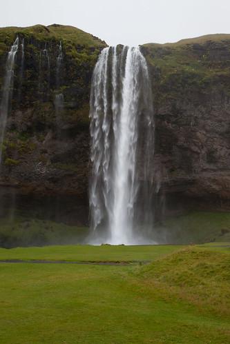 Rain + Waterfall