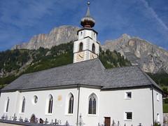 Kirche von Colfosco